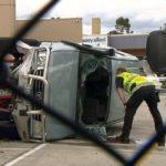 Child dies in carpark crash in Melbourne