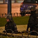 Paris shooting overshadows election campaign