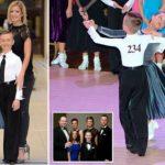 Inside the world of child ballroom stars