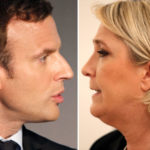 French election: Macron beats Le Pen in round one