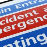 Violence injury treatment 'falls' in England and Wales – BBC News