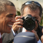 Obama's Photographer Has Been Beautifully Trolling Donald Trump For Weeks