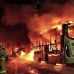 Brazil: Violence erupts in Rio after general strike – BBC News