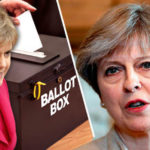 'Strengthen Brexit negotiations' Theresa May to tell Scots to vote TORY for swift EU exit