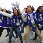 South Korea's all-singing, all-dancing K-pop politics