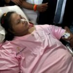 'Heaviest woman' admitted to UAE hospital for treatment