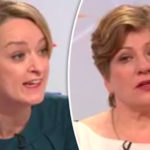 'Second is FANTASTIC!' Emily Thornberry's cringe-worthy interview as she hails Labour loss