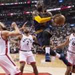 Raptors lose to Cavaliers 115-94 in Game 3; Cleveland leads series 3-0