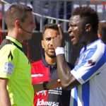 Sulley Muntari: Pescara midfielder who protested at racist abuse has ban overturned