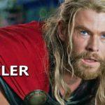 THOR 3 RAGNAROK NEW Official Trailer (2017) Marvel Superhero Movie