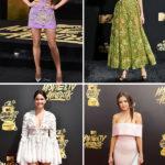 MTV Movie & TV Awards' Best Dressed 2017 — Zendaya & More