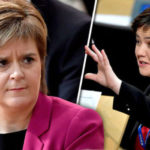 'Bring the SNP down to size' Ruth Davidson declares aim to take down Sturgeon's generals