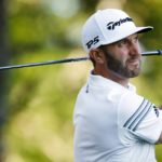 Dustin Johnson back after Masters withdrawal