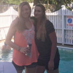 Picture Of Two Girls At A Pool Party Goes Viral On The Internet