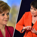 Sturgeon accused of 'GRUBBY spin operation' after claiming Tories will sell out fishermen