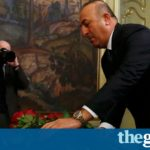 Killers parents among six held over Russian ambassador shooting
