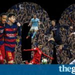 The 100 best footballers in the world 2015