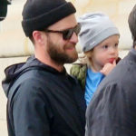 Justin Timberlake Totally Twins With Adorable Son Silas, 2, & We Can't Take The Cuteness