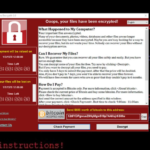 Massive ransomware infection hits computers in 99 countries