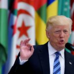 Trump urges Muslim leaders to lead fight against radicalisation