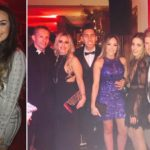 Liverpool stars continue derby celebrations with glitzy Christmas bash