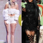 Miley Cyrus 'Taking The High Road' After Nicki Minaj Shades Her At BBMAs
