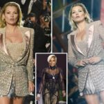 Kate Moss gets in a fight at charity Cannes fashion show