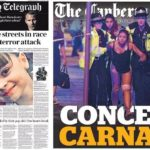'Killed by evil': How newspapers reported the Manchester Arena attack on Wednesday morning