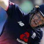 England v South Africa: Eoin Morgan hits century in Headingley win