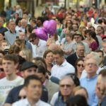 Manchester comes together for minute's silence – then something amazing happens