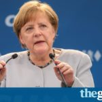 Angela Merkel: EU cannot completely rely on US and Britain any more