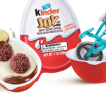 The Time Has Come: Kinder Eggs Are Making Their Way to America