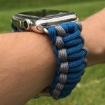 Review: Custom made Apple Watch Strap by Survival Straps