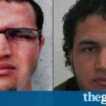 Berlin attack: European arrest warrant issued for Tunisian suspect