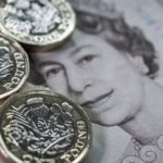Sterling dips after poll suggests hung parliament
