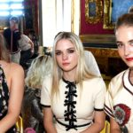 Dakota Johnson and Her Sisters Stun at Gucci Cruise 2018 Show