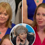 'I want a woman of substance running UK!' Audience members defend May after debate no-show