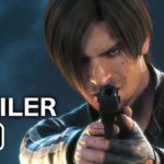 Resident Evil: Vendetta Official Trailer #1 (2017) Animated Movie HD
