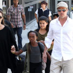 Brad Pitt & Angelina Jolie Pausing Careers To Give Kids 'Normal Childhooda After Split