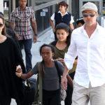 Brad Pitt & Angelina Jolie Pausing Careers To Give Kids 'Normal Childhooda After Split