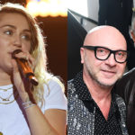 Dolce & Gabbana Slam Miley Cyrus For Dissing Melania Trump — Messages