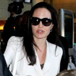 Angelina Overwhelmed With Special Brad Memories During African Adventure With Kids