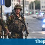 Soldiers shoot suspected terrorist dead at Brussels railway station