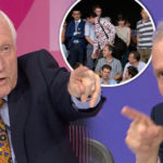 Question Time FURY: Shocking moment David Dimbleby KICKS OUT rowdy Corbyn supporter