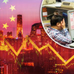 World heading for financial crash as China on verge of 'boom gone wrong'