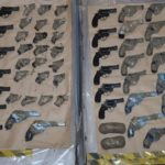 Two in court after 79 guns seized from car heading to UK – BBC News