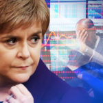 Sturgeon savaged for leading Scotland to 'BRINK OF RECESSION' with independence demands