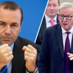 'You've caused MAJOR DAMAGE' Weber RAGES at Juncker in furious clash after his EU rant