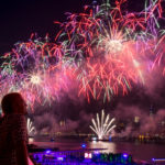 Photographs of Independence Day in America