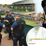 ISIS supporters urged to attack WIMBLEDON in Manchester style copycat attack